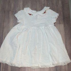 Vintage heart dress